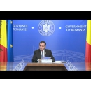 Declarații susținute de premierul Ludovic Orban la începutul ședinței de guvern